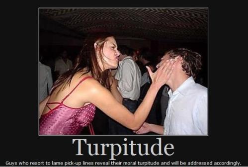 turpitude